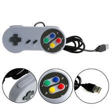 USB Game Controller for Super Nintendo SNES Retro Classic Gamepad Joypad