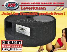 Axton AXB20STP Reserverad aktiv Subwoofer mit Verstärker für Ersatzradmulde
