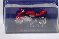 MOTO MV AGUSTA F4 1000S série les grandes motos à collectionner  ALTAYA / IXO
