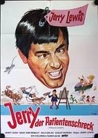 3 Drei auf einer Couch Patientenschreck Filmplakat A1 Jerry Lewis Janet Leigh
