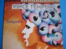 """LP VINCE TEMPERA """" TEMPERIX """""""
