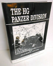 BOOK WW2 Hermin Goring (HG) Panzer Division op 1st Ed 1989 As new Condition
