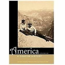 America: A Concise History, Combined Volume
