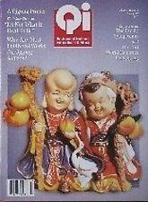 SPRING 1998 QI MAGAZINE QIGONG HEALTH KARATE KUNG FU MARTIAL ARTS  VOL.8 NO.1