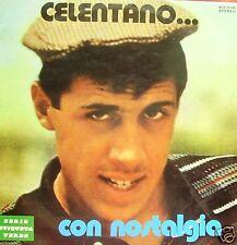 ADRIANO CELENTANO-CON NOSTALGIA LP 1978 SPAIN B-B