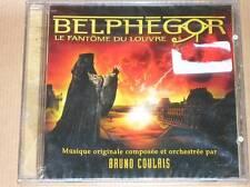 CD / BELPHEGOR LE FANTOME DU LOUVRE / BRUNO COULAIS / RARE / NEUF SOUS CELLO