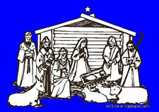 COME & ADORE HIM Advent Christmas Program drama skit Nativity adults children