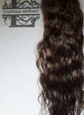 REBORN DOLL HAIR   PUPPET BLYTHE BJDOLLS SPECIAL EFFECTS-  MED BROWN 10gram