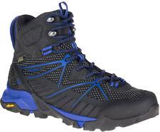 Merrell Capra Venture Mid GTX Surround Womens Walking Boots - Black