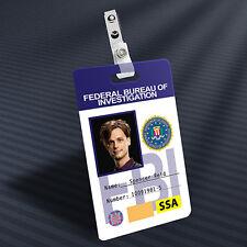 Criminal Minds - Reid FBI Prop ID Badge