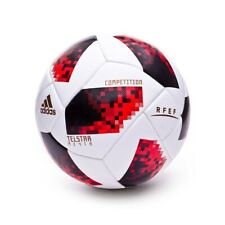 ADIDAS Telstar RFEF 2019 COMPETITION BALL- Size 5 - Soccerball official ball