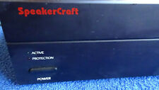 Legendary SPEAKERCRAFT BB2500 SubWoofer Amp Hand Made in California