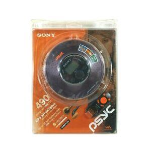 NEW Sony D-NE320 CD Walkman Psyc Portable Atrac3 / MP3 CD Player