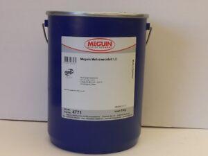4,96€/kg Meguin Mehrzweckfett L2 5 kg Lithium Schmierfett universal