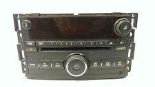 Original 2006-2007 Saturn ION VUE AM FM Radio CD AUX MP3 15850680
