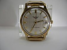 Vintage-Benrus-Gold-Plated-Shock-Absorber-Watch