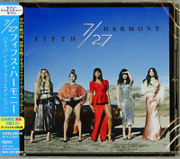 FIFTH HARMONY-7/27 JAPAN DELUXE EDITION-JAPAN CD BONUS TRACK Ltd/Ed E78