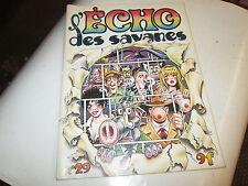 L'ECHO DES SAVANES 29  ...1977