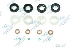 For Peugeot 308 / SW 1.6 HDi 2007-on  4x Fuel Injector Seal Washer Oring Kit Set
