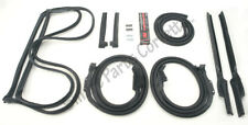 69 (late) 70 71 72 Deluxe Corvette Coupe 9 Piece Weatherstrip Kit!