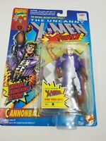 CANNONBALL (The Uncanny X-Men/X-Force)1993 ToyBiz #4966 w/Trading Card