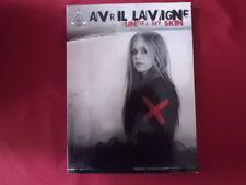 Avril Lavigne-Under My Skin. Carnet de chansons Apręs Vocal Guitar