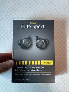 Jabra Elite Active 75t Sport In-ear Kopfhörer Bluetooth mit ANC SText