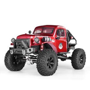 Off Road RC Crawler 1:10 4wd  Truck Rock climber CRUSHER Waterproof Hobby Car