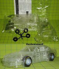 DONOR KIT NASCAR 1997-99 CLEAR / TRANSPARENT MONTE CARLO MODEL KIT - 1/24