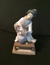 Lladro Japanese Girl # 01014840