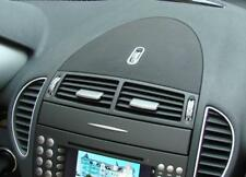 Mercedes Benz SLK R171 280 200 350 AMG Brabus Drehregler Mitteldüse Alu Blende
