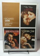The Richard Gere Collection:Autumn in New York/Breathless/The Cotton Club (DVD)