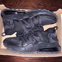 Nike Air Max 270 Bowfin Triple Black Men's Size 8.5 AJ7200 005 CS1359