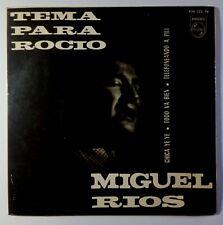 """MIGUEL RIOS chica ye-ye SPAIN VINYL 7"""" 45 EP PHILIPS 1965"""