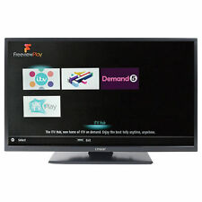 Linsar 43LED800 43-Inch LED HD Ready 720p Smart TV/DVD Kit with Built-in