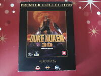 PC DUKE NUKEM 3D 3D Realms 1996 18 (MS DOS 5.0 - CD-Rom) Shooter BIG BOX
