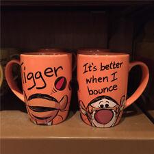 SHDR Tigger tiger 1pc MUG CUP SHANGHAI DISNEYLAND DISNEY RESORT NEW