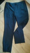 Straight Leg Mid Rise 28L Trousers NEXT for Women