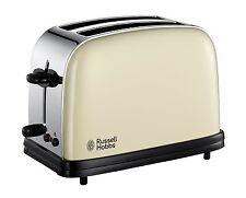 Russell Hobbs 18953 Colours 2 Slice Toaster - Cream