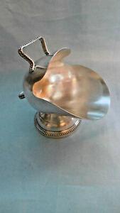 sucrière en metal argente epc england