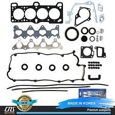 GENUINE Full Gasket Set & Silicone for 2006-2011 Accent Rio 1.6L OEM 20910-26K00