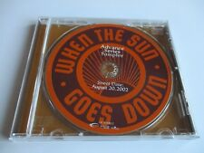 When The Sun Goes Down CD Blues Sampler From The Box Set 15 Tracks 2002 NEW