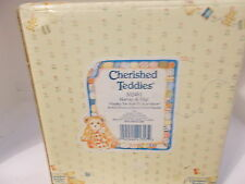 Cherished Teddies -harvey & gigi 302481 (finding the path to your heart)