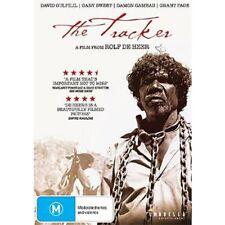 THE TRACKER ( DAVID GULPILIL - GARY SWEET ) DVD NEW AND SEALED AUSTRALIAN MOVIE