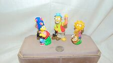 TOFFC 1990 THE SIMSON FIGURES HOMER, LISA, MARGE