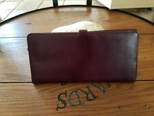 Wallet Genuine Leather - Trifold (Checkbook/Credit Cards)