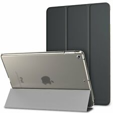 SMART COVER Integrale CUSTODIA SUPPORTO per Apple iPad 9.7 2017 Nera