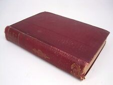 The Mill On The Floss by George Eliot circa 1900 Wm. L. Allison Hardcover Book