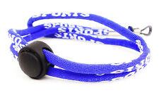 Sportliches Brillenband verstellbar Blau Sportband Brillenhalter