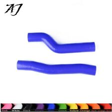 For Hyundai Genesis Coupe 4cyl Turbo Pipe Silicone Coolant Radiator Hose Blue